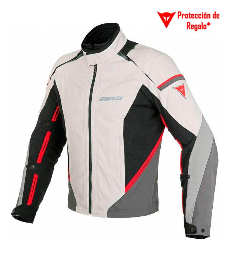 Comprar Dainese Rainsun jacket white, black, red