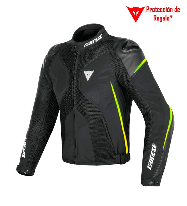 Comprar Dainese Super Rider jacket D-Dry black, fluorine