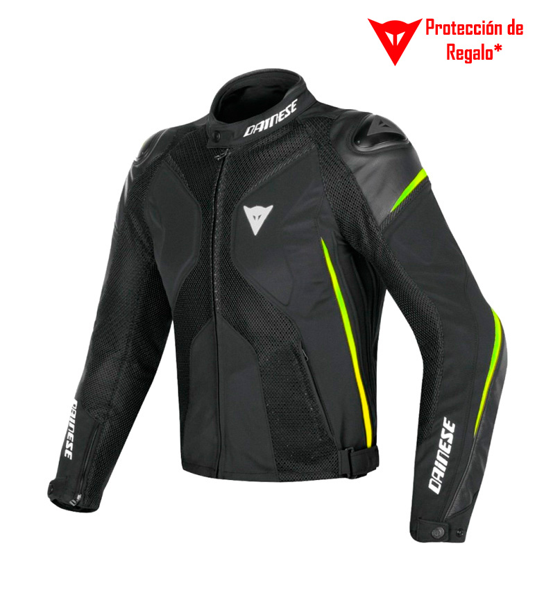 Comprar Dainese Casaco Super Rider D-Dry preto, flúor