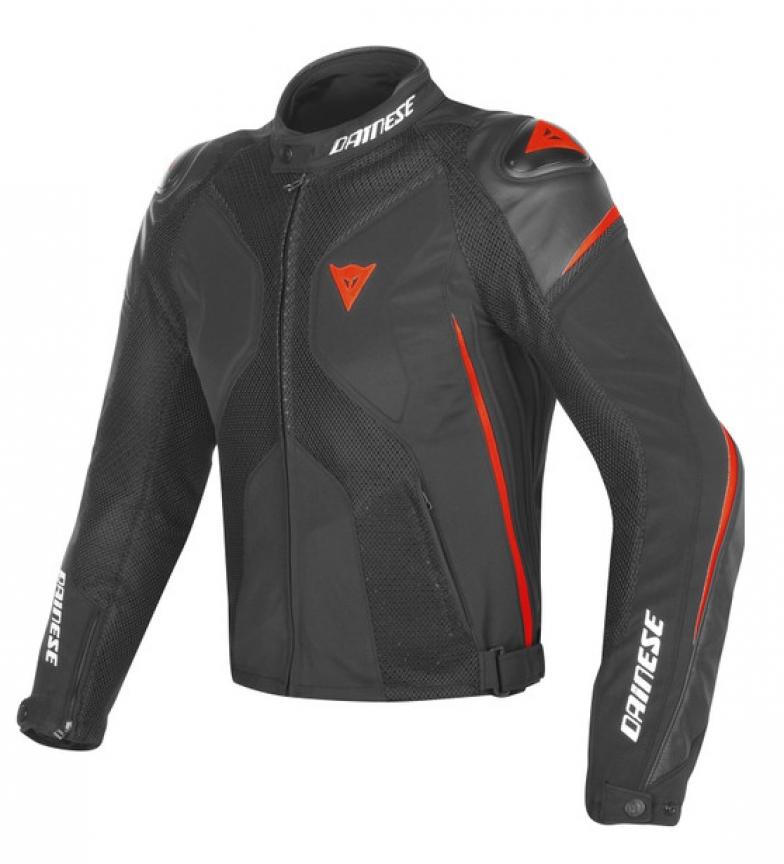 Comprar Dainese Chaqueta Super Rider D-Dry negro, rojo