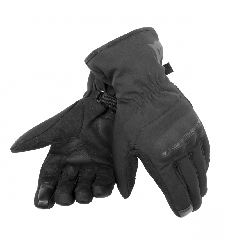 Comprar Dainese Guanti Alley D-Dry neri in pelle