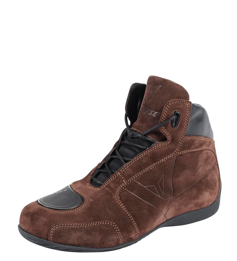 Comprar Dainese Leather shoes Vera Cruz D1 brown