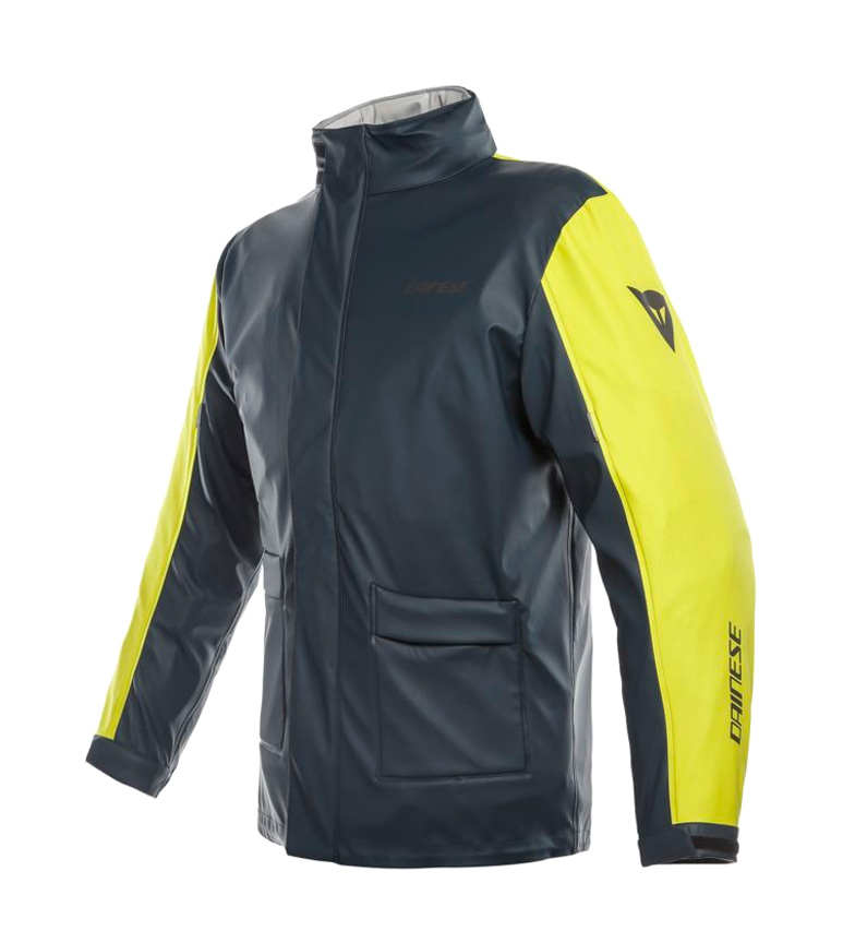 Comprar Dainese Giacca impermeabile grigia, gialla Strom