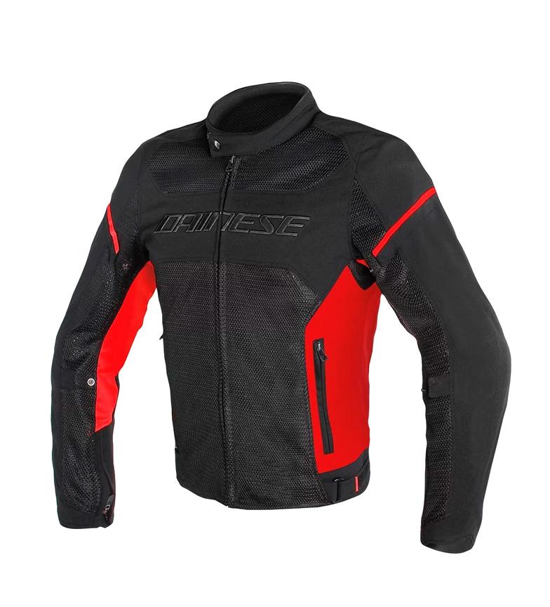 Comprar Dainese Air Frame S1 Tex jacket black, red