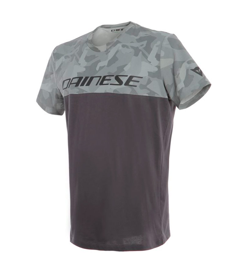 Comprar Dainese T-Shirt Camo-Tracks Antracite