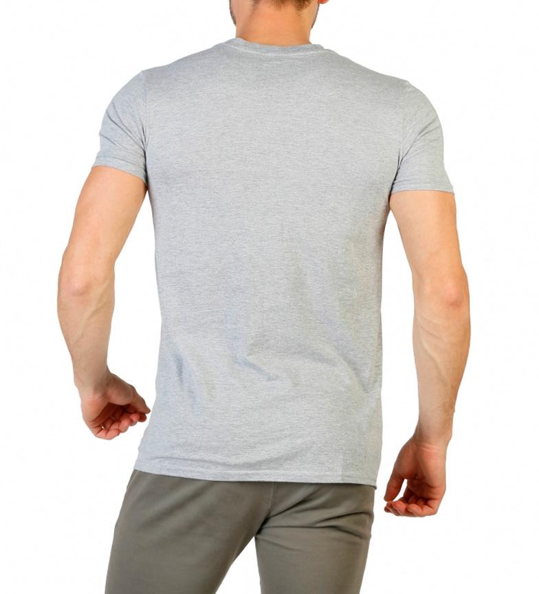 DC Comics Camiseta DC gris