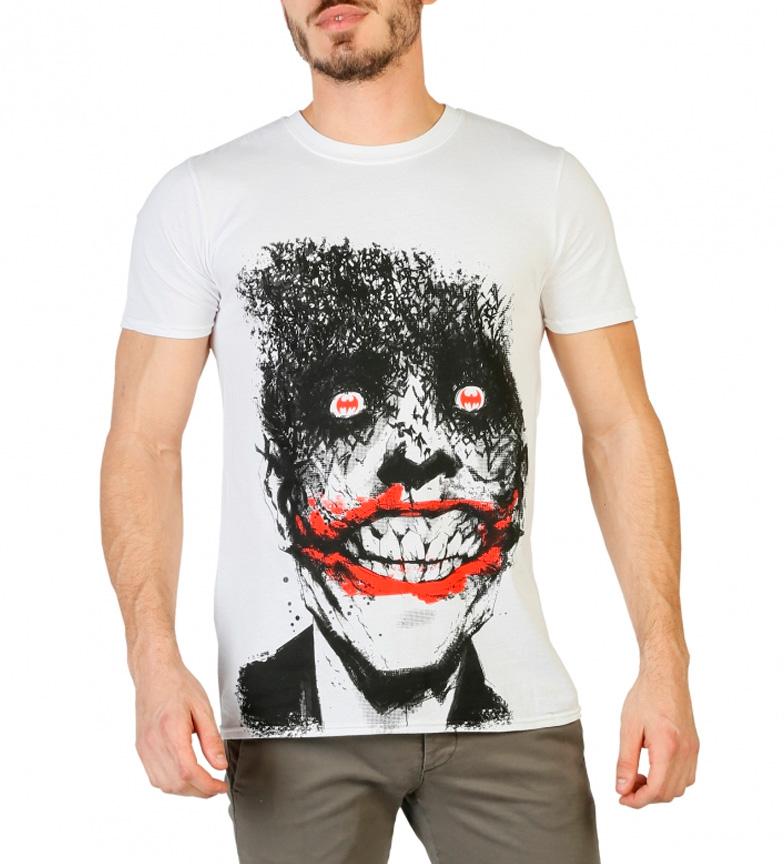 DC Comics Camiseta Joker blanco