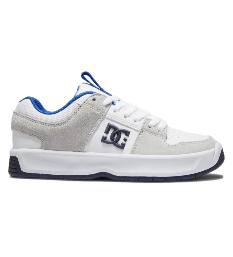 Comprar DC Shoes Zapatillas de piel Lynx Zero gris, azul
