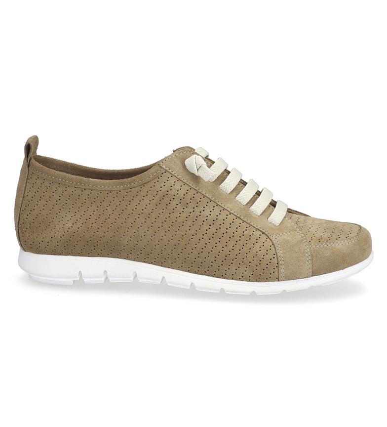 Comprar D´Chicas Sapatos de couro 4491 taupe
