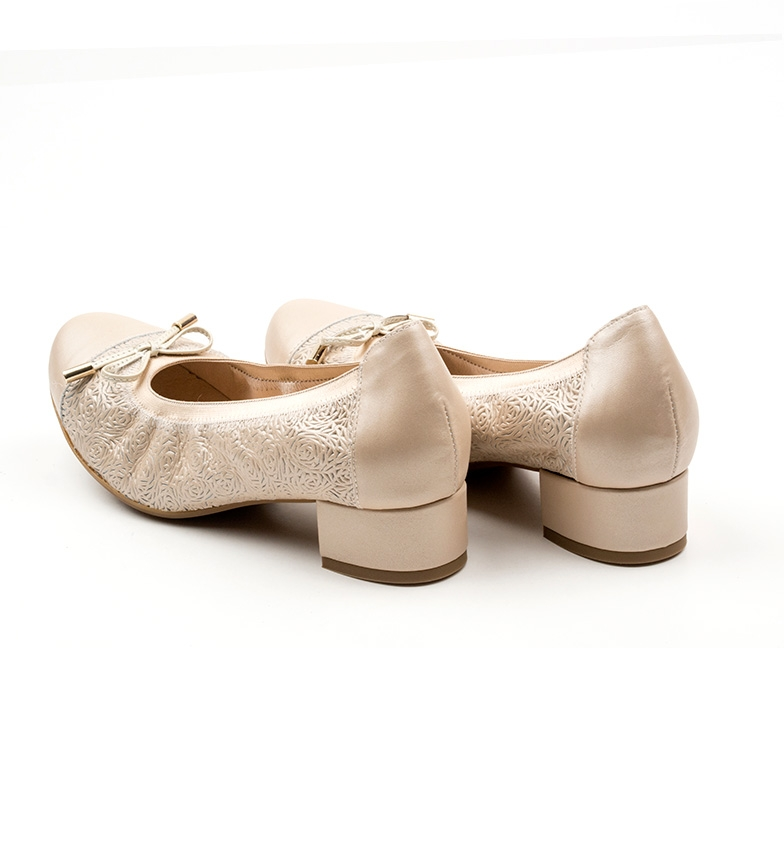 D´Chicas D´Chicas Bailarinas Bailarinas oro Dominika rosa wpqYZxfq