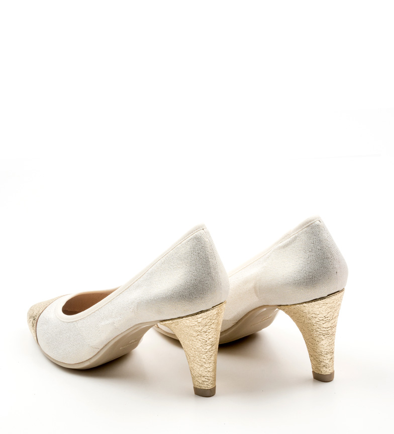 D´Chicas Anya D´Chicas oro Zapatos Zapatos Rqzx6XwzB