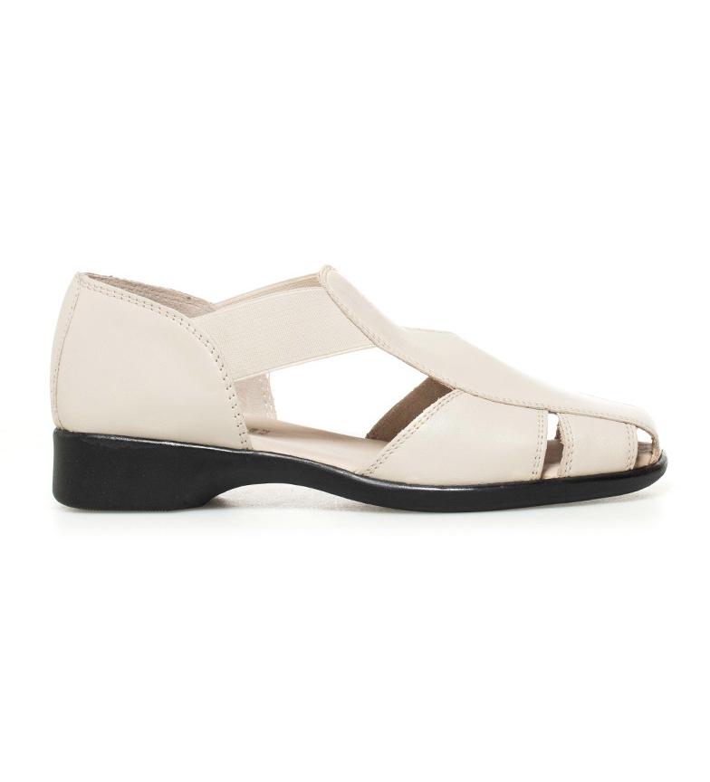 Comprar D´Chicas Sapatos de couro Sina gelo calcanhar -Altura: 2,5cm-