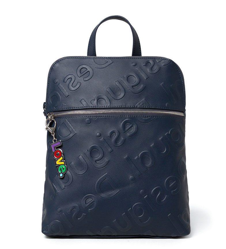 Comprar Desigual Backpack New Colorama Nanaimo marine -28x11x35,5cm