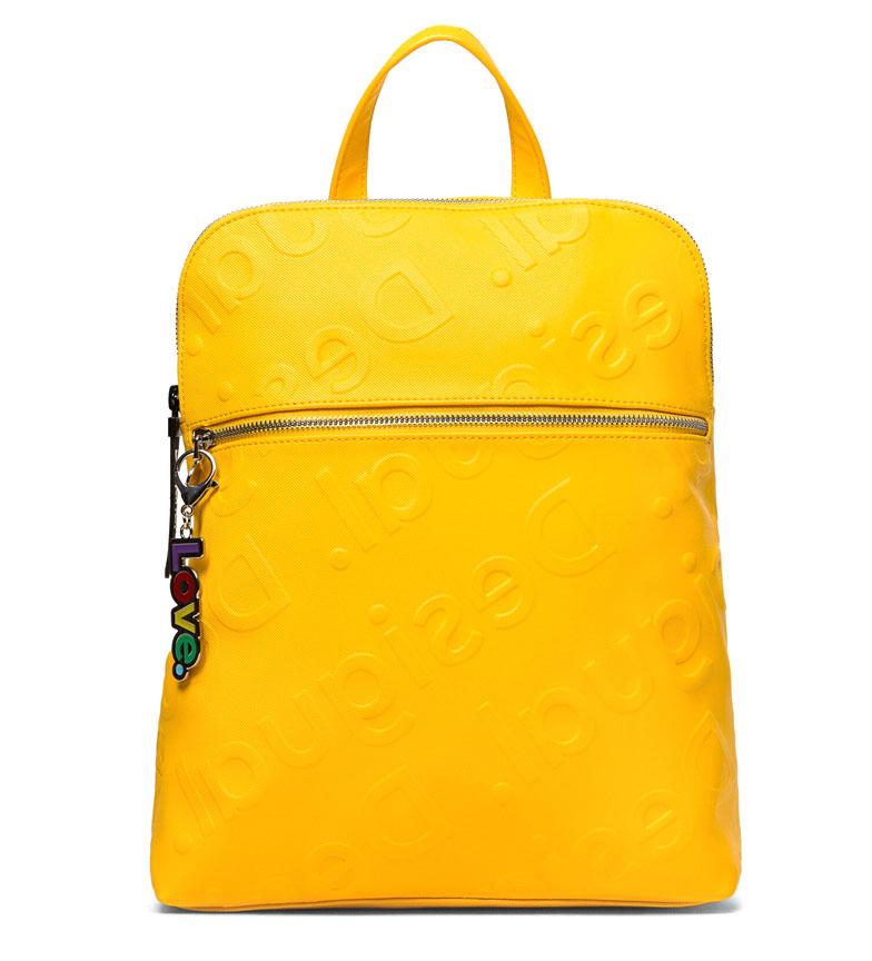 Comprar Desigual Zaino New Colorama Nanaimo giallo -28x11x35,5cm-