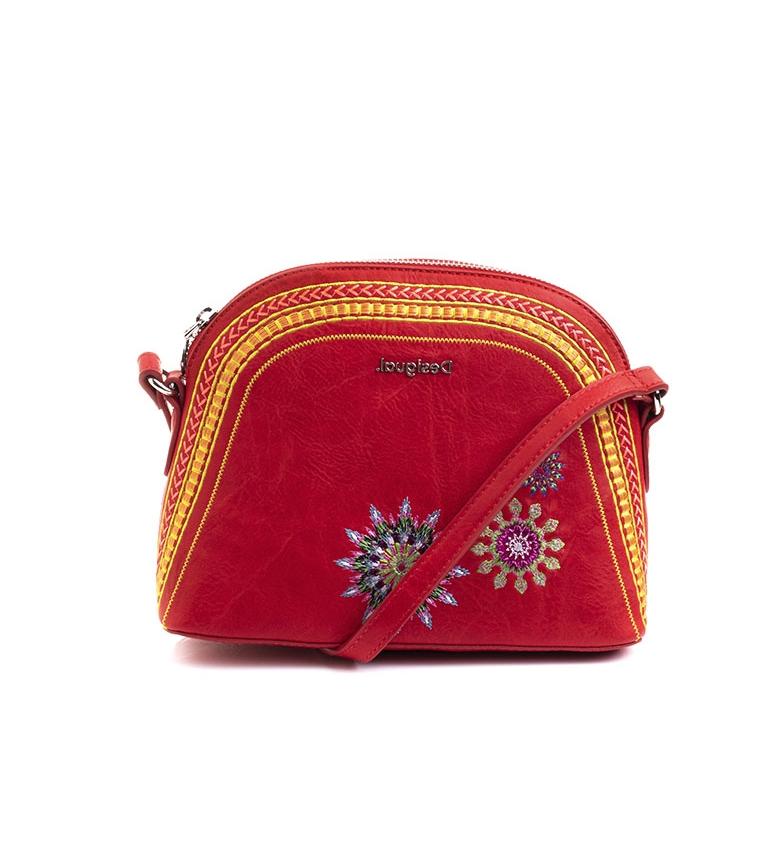 Comprar Desigual Saco Ada Deia vermelho -23x18x10cm