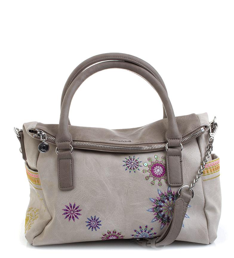 Comprar Desigual Ada Loverty beige saco -36x22x10cm