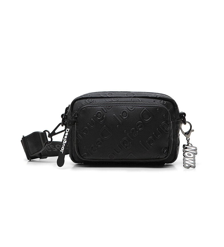 Comprar Desigual Colorama Petra handbag black -18.3x5.5x11.5cm