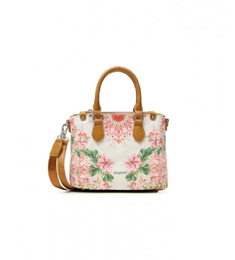 Comprar Desigual Flower Valkyria Safi Mini Flower Bag pink -22x26x14cm