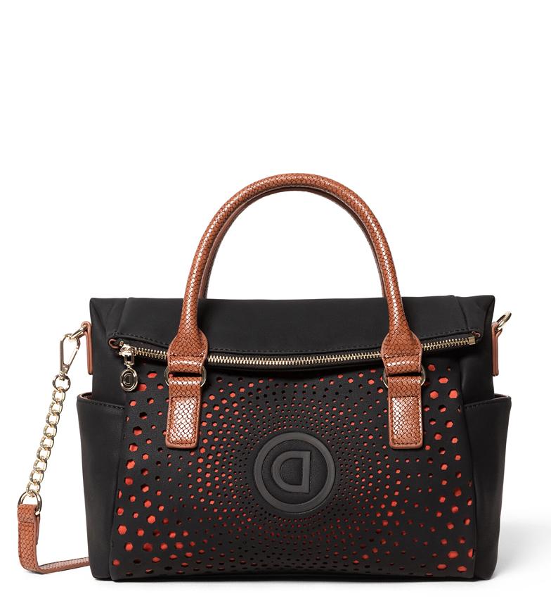 Comprar Desigual Legacy Loverty bag preto -29,5x16x24cm