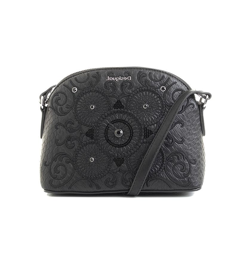 Comprar Desigual Majestic Deia bag black -23.5x9.5x18.5 cm