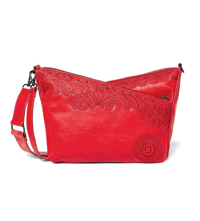 Comprar Desigual Melody Harry Mini saco vermelho -24,6x11,2x19 cm