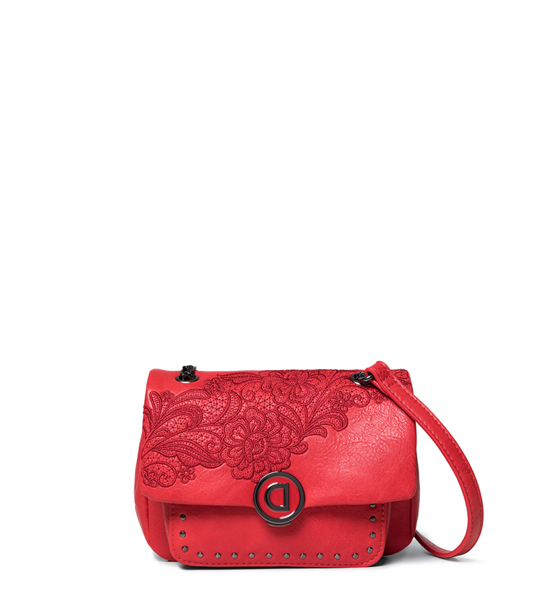 Comprar Desigual Saco Melody Zurich Mini vermelho -18,5x6,5x12cm