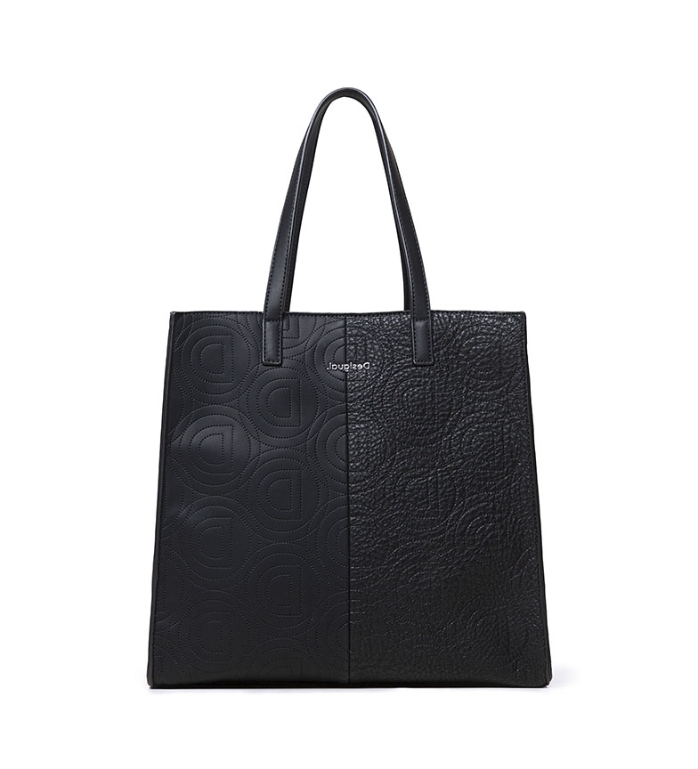Comprar Desigual Minuet Merlo V bag black, yellow