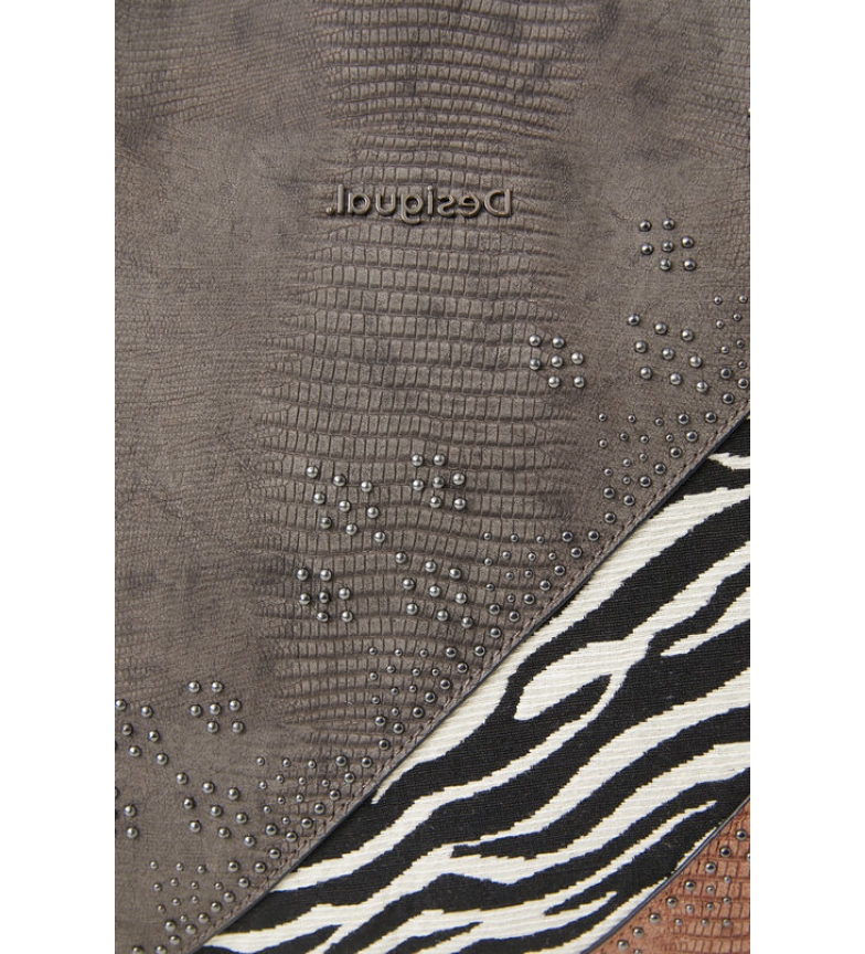 Desigual Mona Marsella brown bag