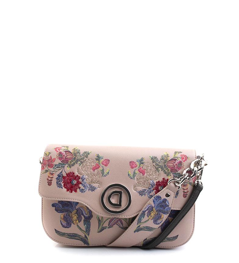 Comprar Desigual Imprimer 13 sac Amorgos rose -26x18x8cm