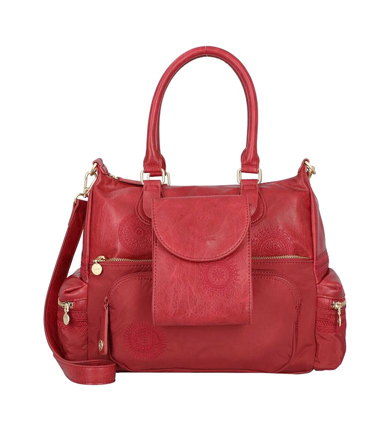 Comprar Desigual Saco de bolso londrino alcalino preto -31x28x12cm