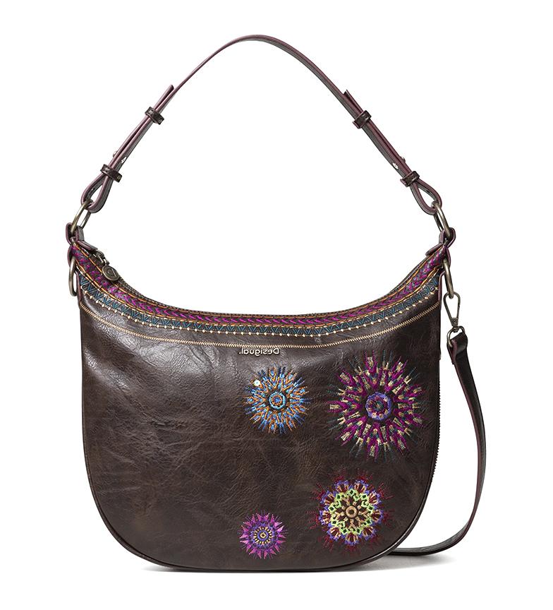 Comprar Desigual Astoria Siberia brown bag -32x24x2 cm