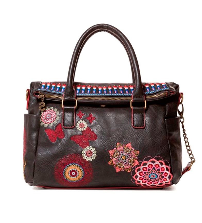 Comprar Desigual Borsa Chandy Loverty nera -29,50x9x9x24cm