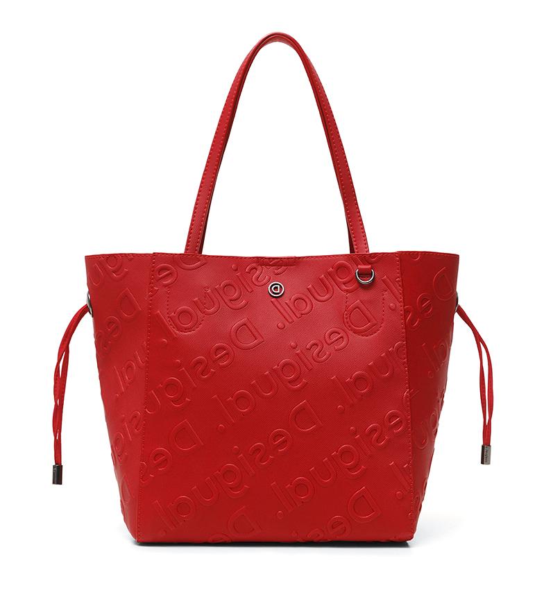 Comprar Desigual Colorama Norwich red bag -25,50x9x16 cm