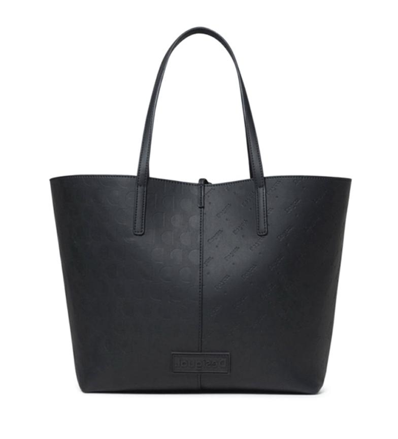Comprar Desigual Reversible Bag Alma Sicilia black -50x29,5x12cm