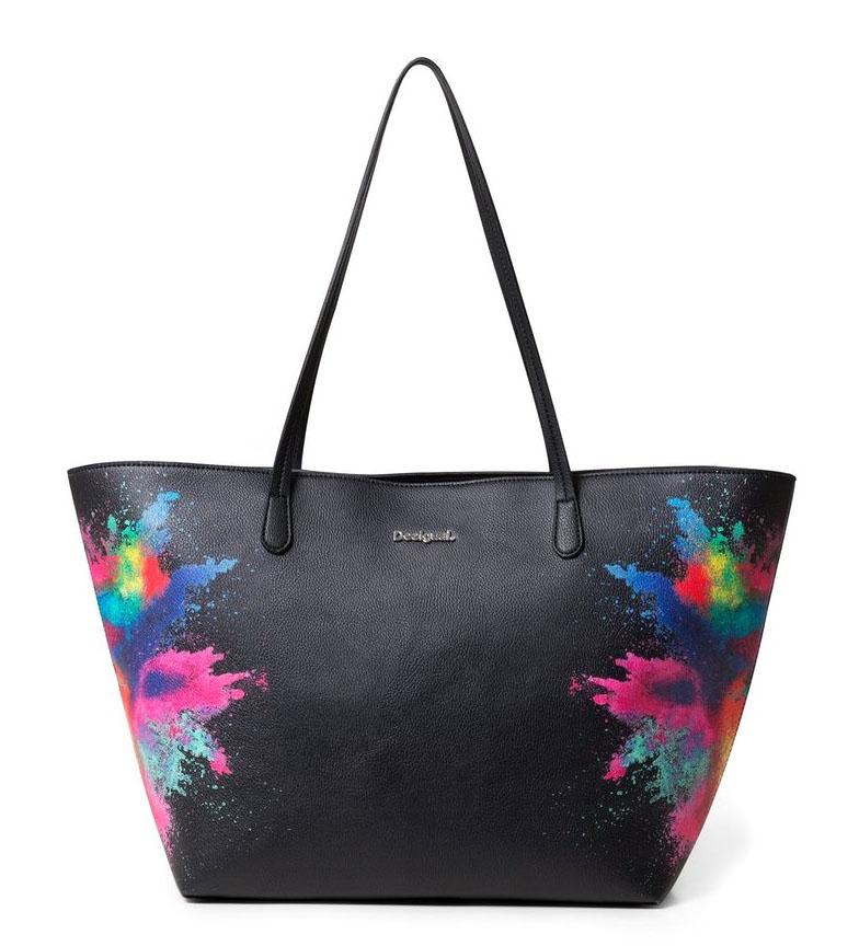 Comprar Desigual Saco de compras preto Holi Capri -28,5x10x46cm-