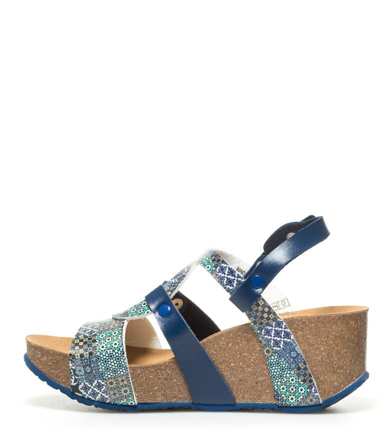 Desigual Sandalias Mosaic azul azul Sandalias Mosaic Bio9 azul Mosaic Bio9 Desigual Desigual Sandalias Bio9 Desigual Sandalias 8caPq68