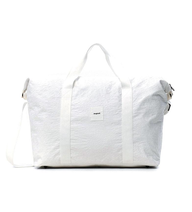Comprar Desigual Mandalas Sports Bag white -45x22x40cm