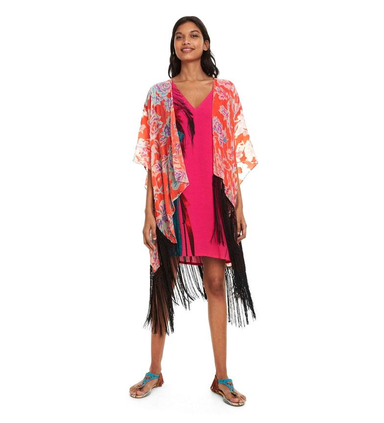 Comprar Desigual Kimono Zarzuela coral, multicolor