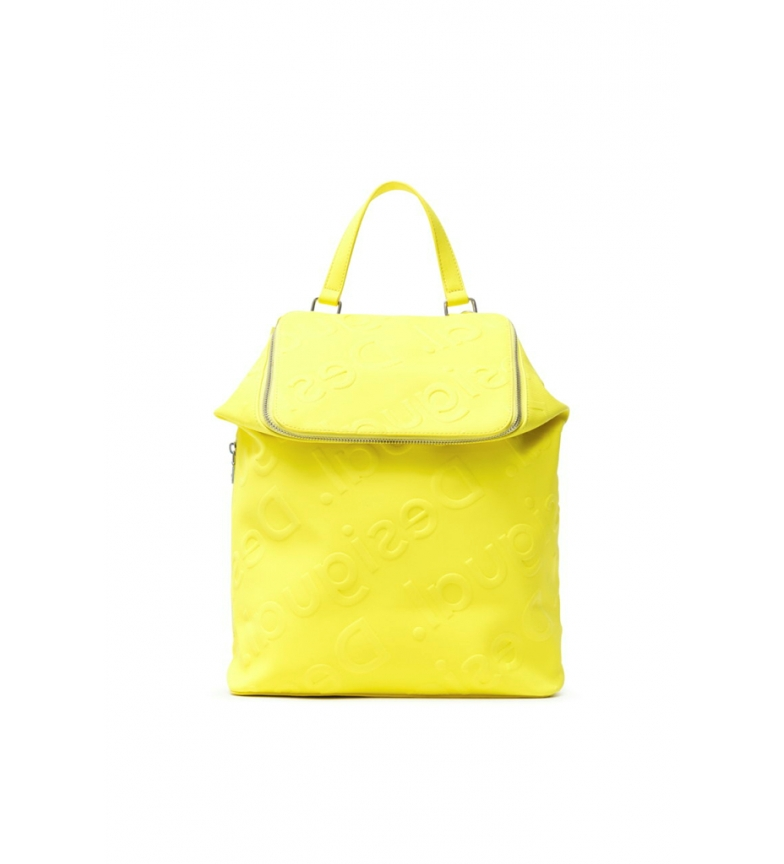 Comprar Desigual Mochila Colorama Logotipo -27,5x13,7x33,3cm