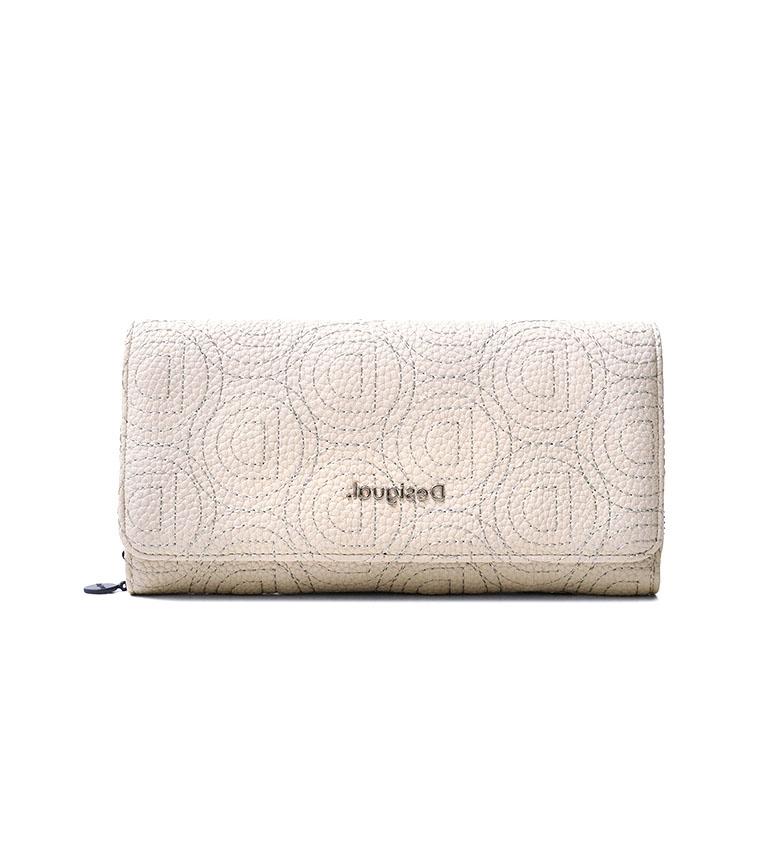 Comprar Desigual Minuet Maria purse beige -20,2x3,5x9,5cm