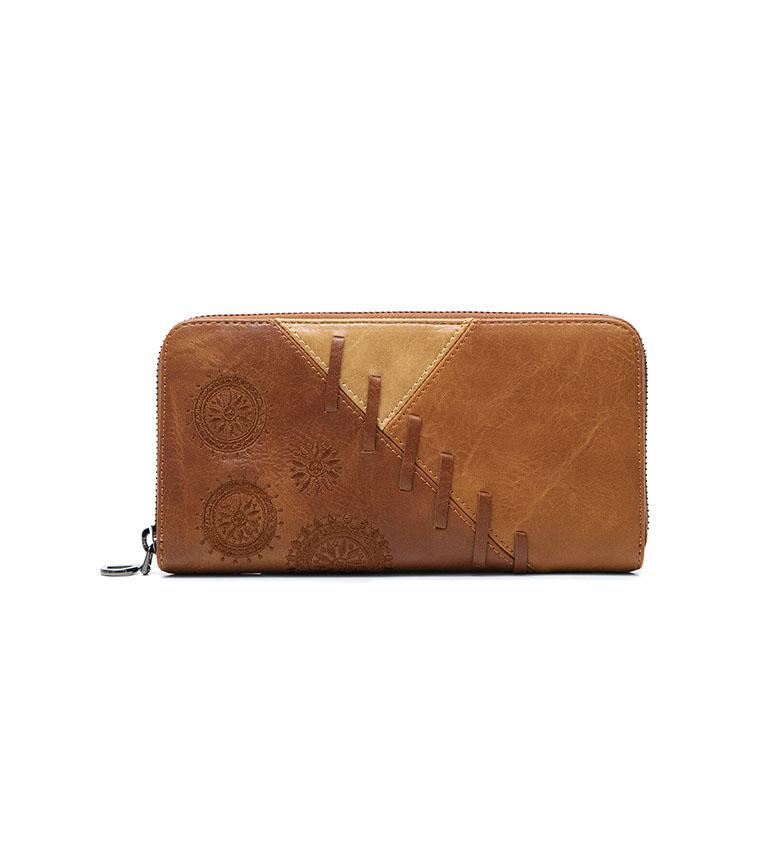 Comprar Desigual Parker Fiona Brown Fiona Coin Purse -20.2x2x10cm