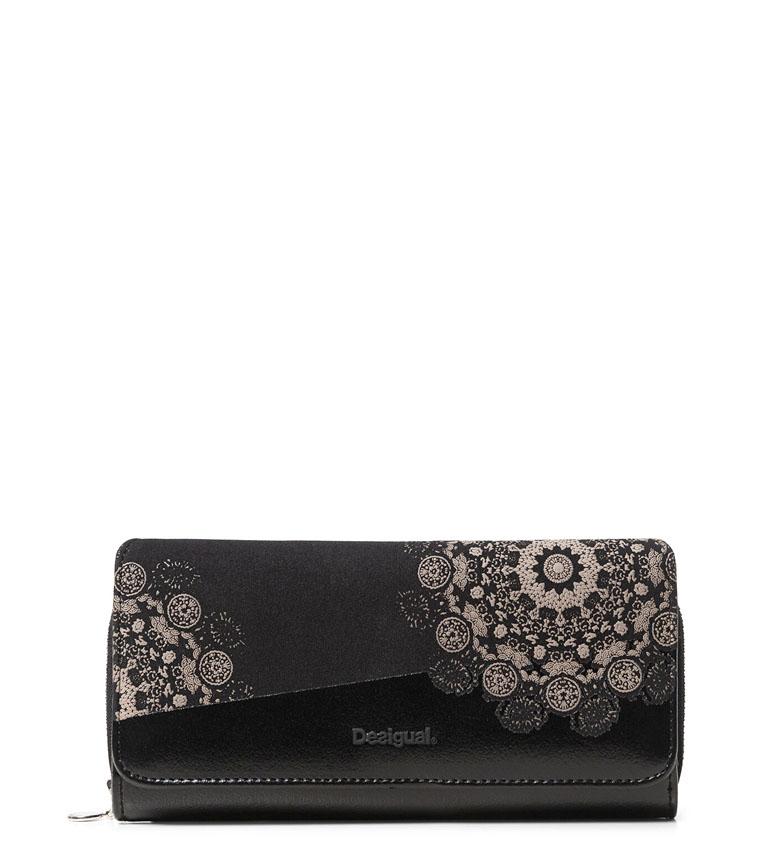 Comprar Desigual 2Tones Maria purse black -20.5x11x4cm
