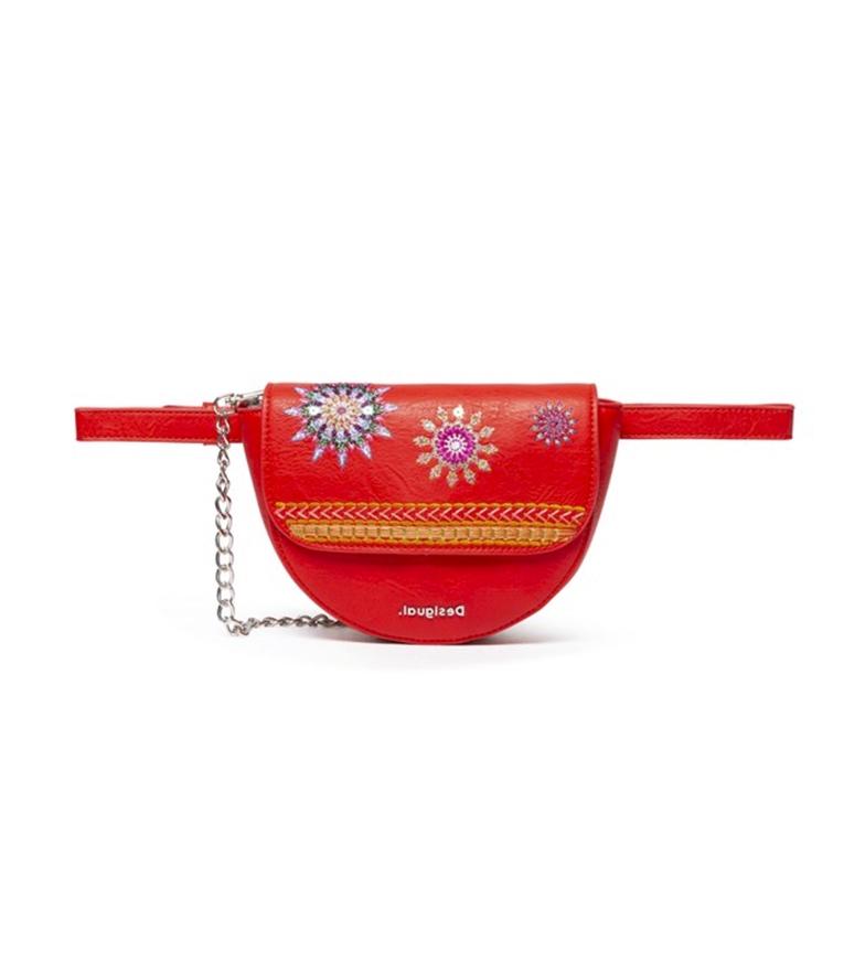 Comprar Desigual Saco de vadio - Ada Nyon Red -18x5x13,2cm