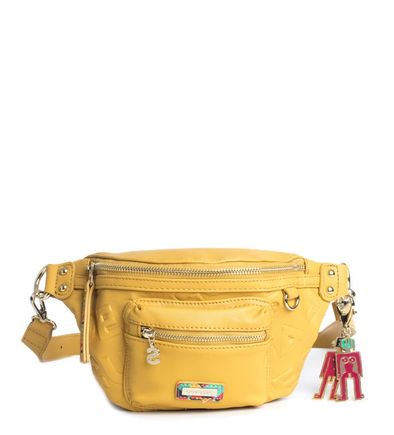 Comprar Desigual Riñonera Colorama Reno amarillo -20x7,80x15cm-
