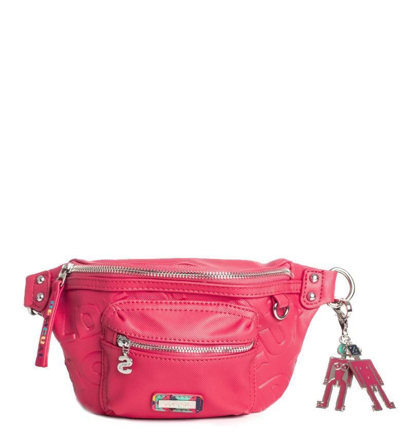 Comprar Desigual Riñonera Colorama Reno rosa -20x7,80x15cm-