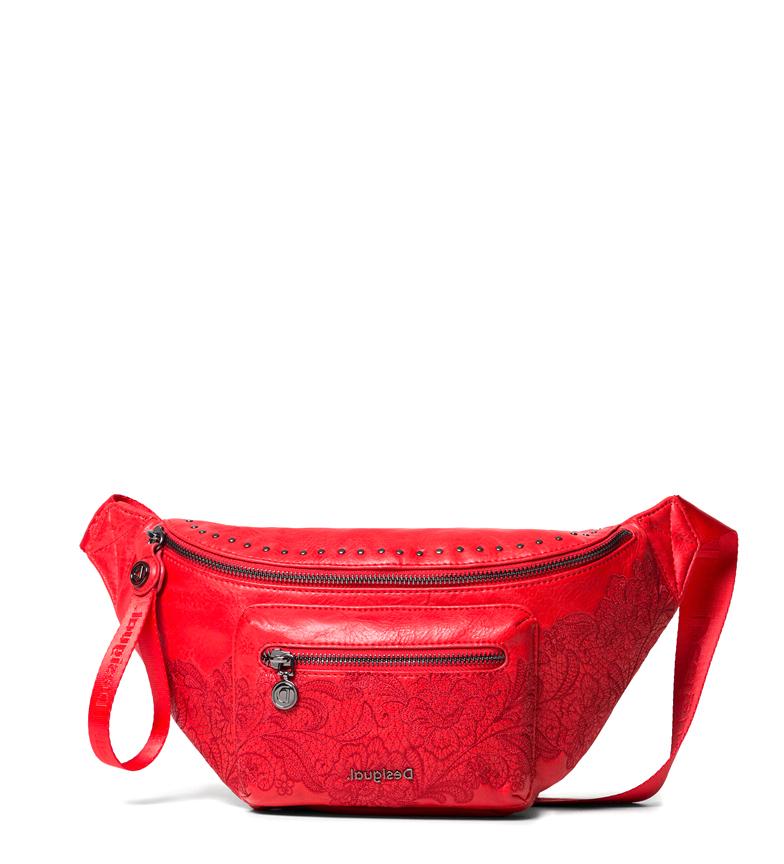 Comprar Desigual Riñonera Melody Coira rojo -35x8x16cm-