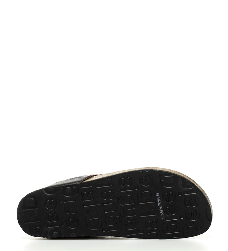 Sandalias Desigual Tajmahal Tajmahal Desigual Sandalias Desigual Sandalias Tajmahal negro negro negro Desigual Sandalias wOFcABq