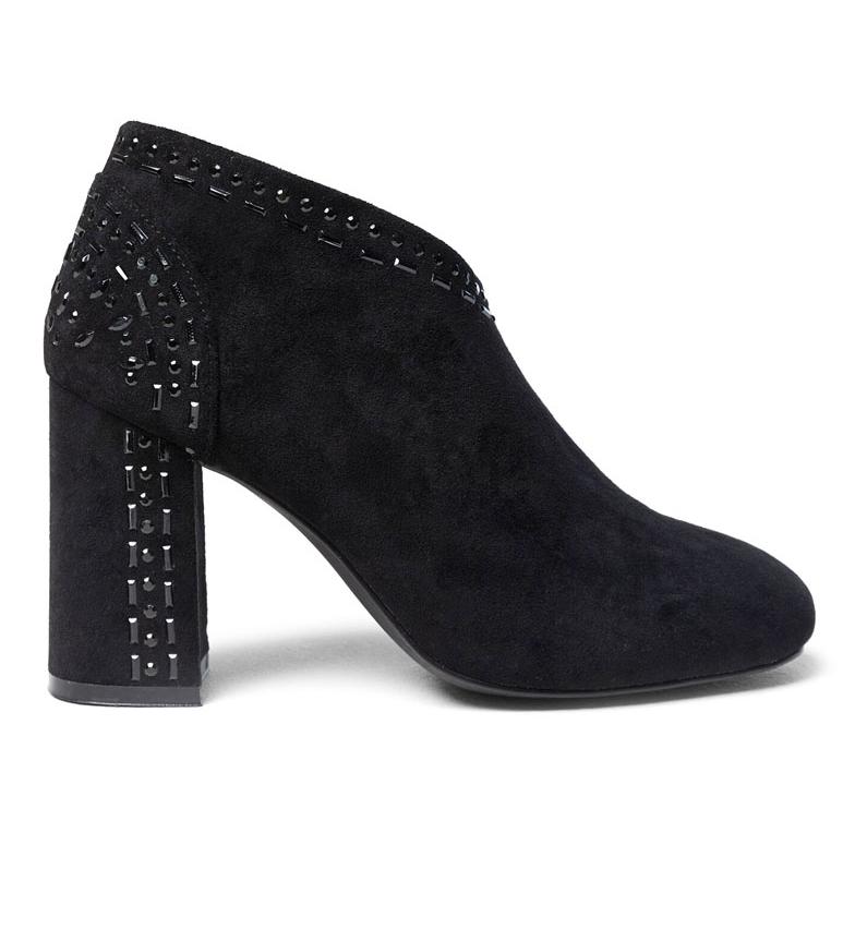 Comprar Desigual Abba black boots -Heel height: 9cm