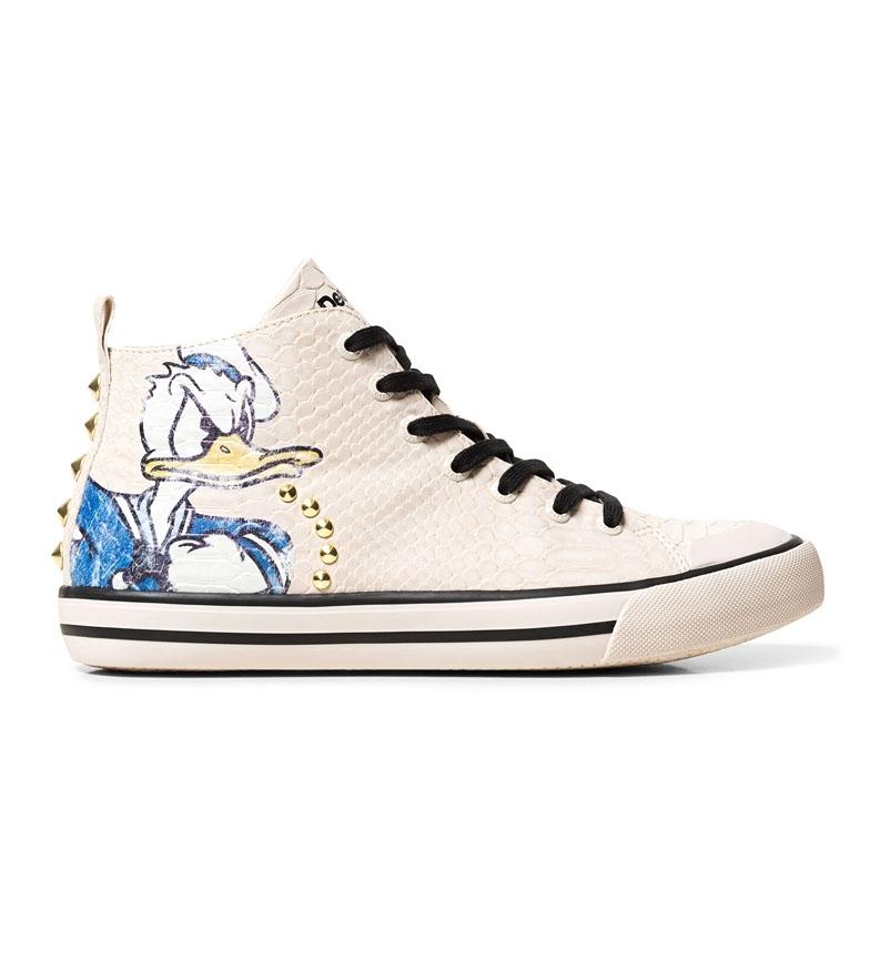 Comprar Desigual Sapatos de Pato Donald em bruto