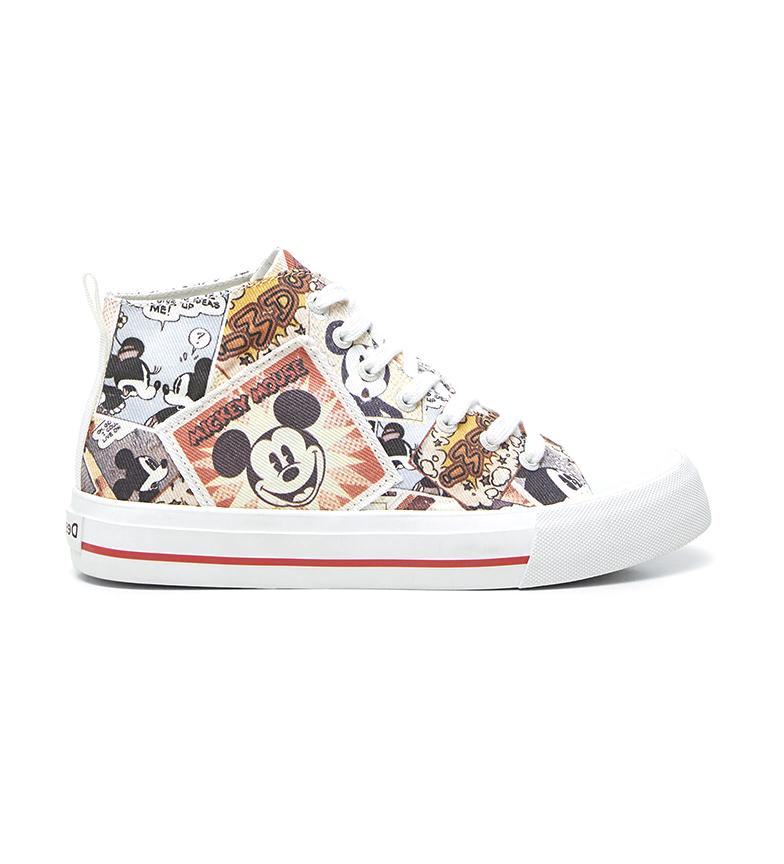 Comprar Desigual Beta Mickey multicoloured slippers